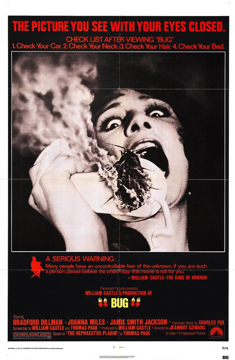 Bug Film Poster