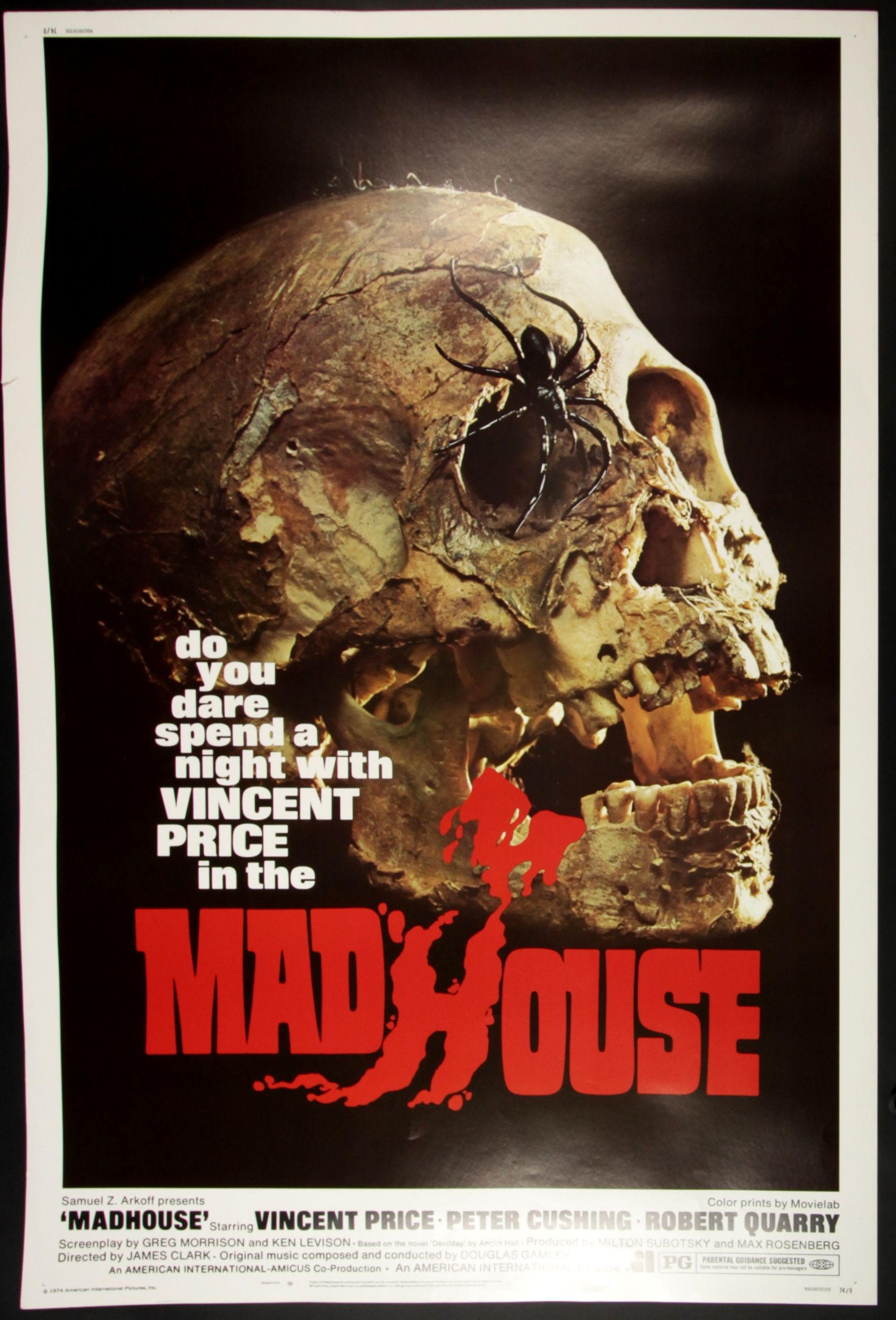 Madhouse Film Poster